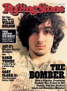 Rolling Stone Tsarneav Cover